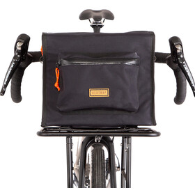 Restrap Rando Rack Top Bag Large, black